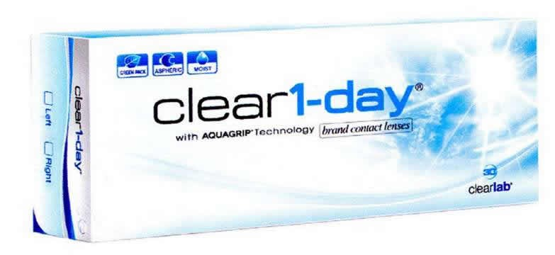 Clear 1-Day - 495 руб.