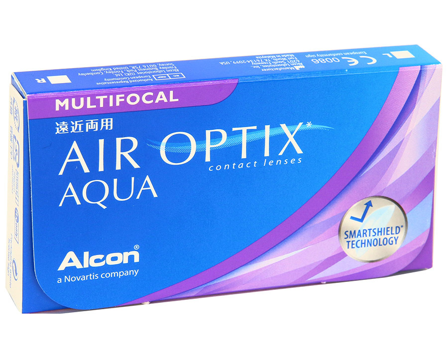 Air Optix Aqua Multifocal - 359 руб.